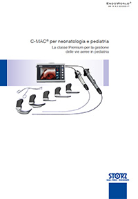 Pediatria - C-MAC ® per neonatologia e pediatria