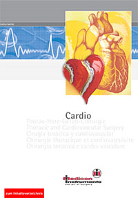 Chirurgia cardiovascolare - Chirurgia toracica e cardio-vascolare