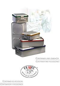 Centrale di sterilizzazione - CEATEC Container ECO