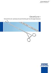 Chirurgia toracica - CleverCurve - Strumenti con camicia di scorrimento per la chirurgia toracica