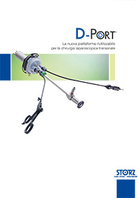 Proctologia - D-PORT® - La nuova piattaforma riutilizzabile per la chirurgia laparoscopica transanale