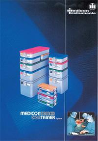 Centrale di sterilizzazione - MEDICON Container