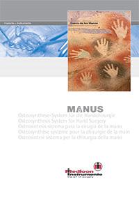 Ortopedia - MEDICON Manus