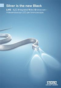 Chirurgia toracica - Silver is the new Black - LIVE - LED Integrated Video Endoscope - Videoendoscopi LED per broncoscopia