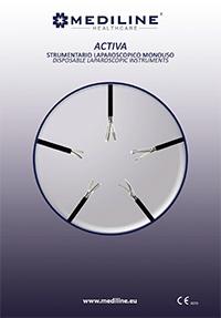 Activa Monopolar Laparoscopic Instruments Mediline